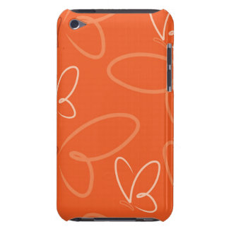 Butterfly pattern iPod touch cases