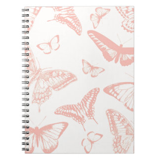 Butterfly Pattern Notebook