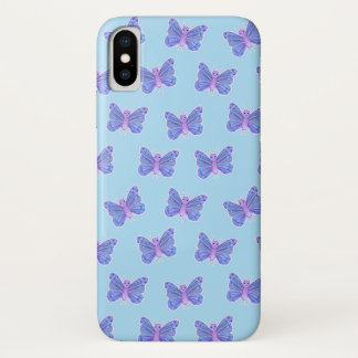 Butterfly Pattern - Phone Case