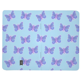 Butterfly Pattern - Pocket Journal