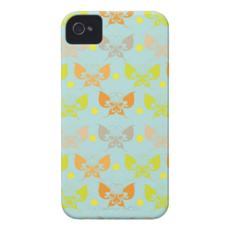 Butterfly patterns Case-Mate iPhone 4 cases