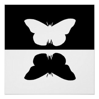 butterfly perfect poster