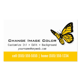 Butterfly - Personal Business Card