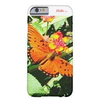 Butterfly phone cover
