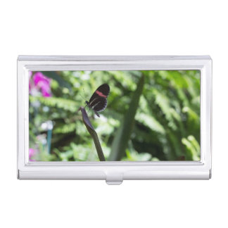 Butterfly Photography Business Card Holder
