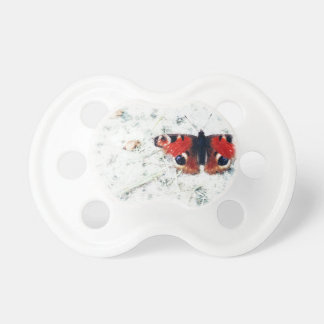 Butterfly prints Butterfly prints Baby Pacifiers