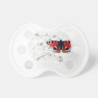 Butterfly prints Butterfly prints Pacifier