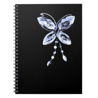 Butterfly Prism Notebook
