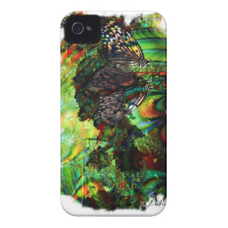 Butterfly Psy iPhone 4 Cover