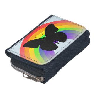 Butterfly Rainbow Wallets