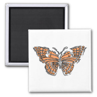Butterfly Refrigerator Magnet