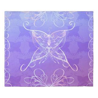 Butterfly Ribbon Duvet Cover