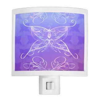 Butterfly Ribbon Night Light