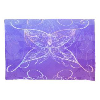 Butterfly Ribbon Pillowcase