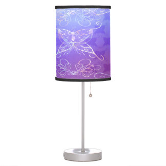 Butterfly Ribbon Table Lamp