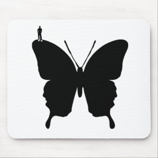 Butterfly Ride Mousepad