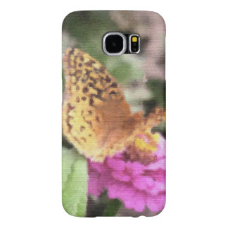 Butterfly Samsung Galaxy S6 Cases