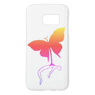 Butterfly Samsung Galaxy S7 Case