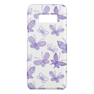 Butterfly Samsung Galaxy S8, Barely Phone Case