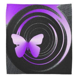 butterfly shades bandana