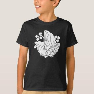 Butterfly-shaped paulownia T-Shirt