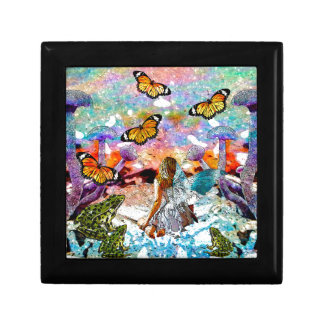 BUTTERFLY SHOW FOR FAE AND FROGS GIFT BOX