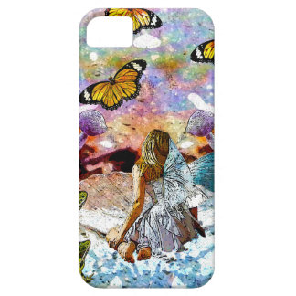 BUTTERFLY SHOW FOR FAE AND FROGS iPhone 5 CASE