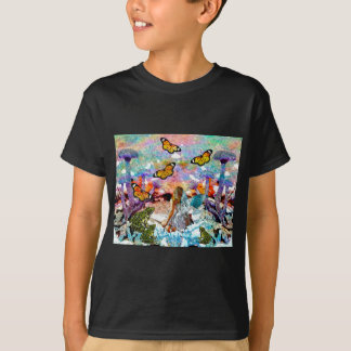 BUTTERFLY SHOW FOR FAE AND FROGS T-Shirt