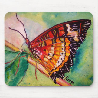 Butterfly Song Mouse Pad