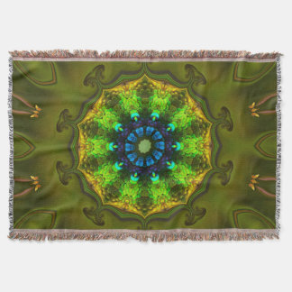 Butterfly Splendor. Throw Blanket