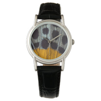 Butterfly spotted wing detail watch
