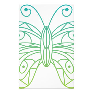 Butterfly Stationery
