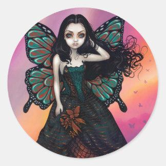 """""""Butterfly Sunset"""" Sticker"""