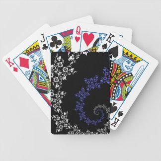 Butterfly Swirl Card Deck