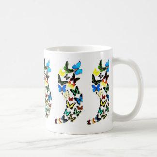 Butterfly Swirl Mug
