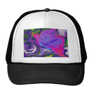 Butterfly Swirls Trucker Hats