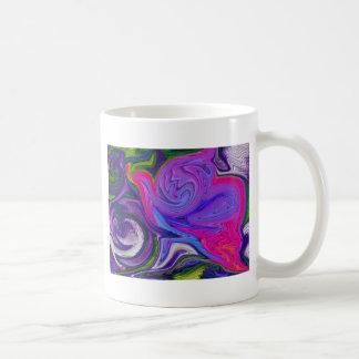 Butterfly Swirls Mug