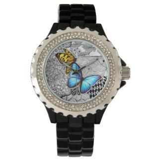 Butterfly Tangle Wrist Watch