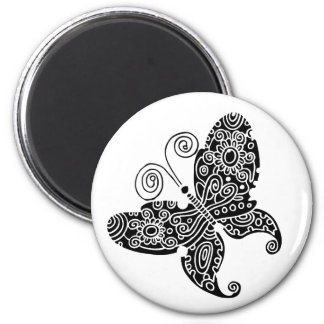 Butterfly Tattoo Magnet