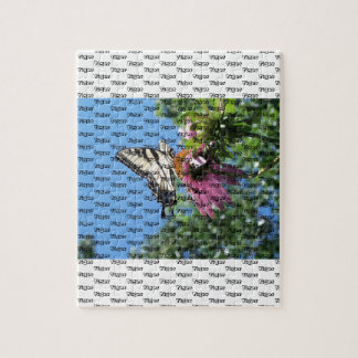 Butterfly (Tiger Swallowtail) level 2 Jigsaw Puzzle