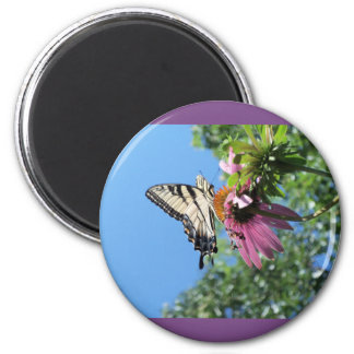 Butterfly (Tiger Swallowtail) Magnet