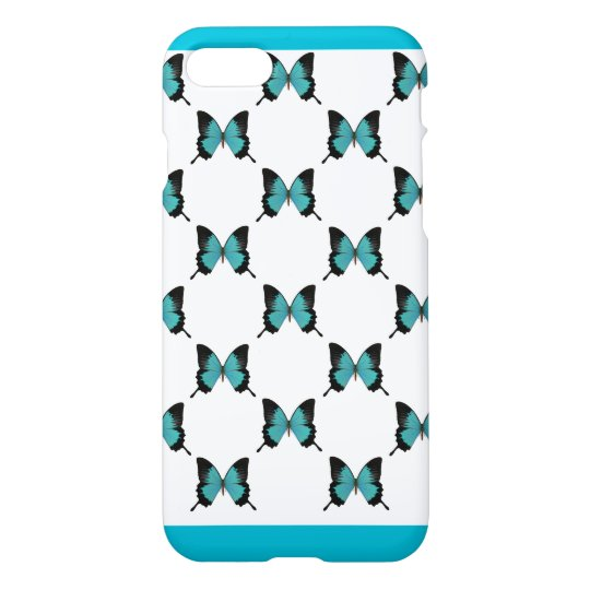Butterfly Tile Phone Case