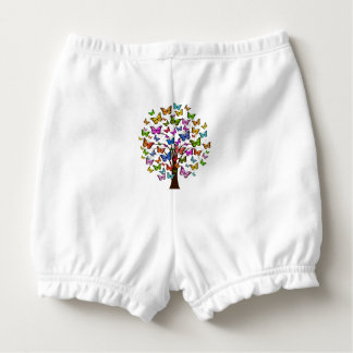 Butterfly Tree Baby Bloomers Diaper Cover