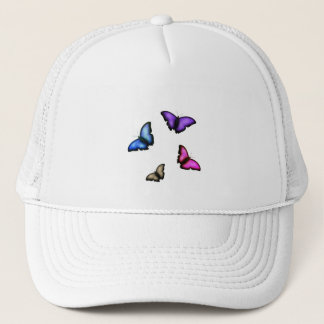 Butterfly Trucker Hat