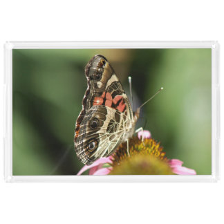 Butterfly, Vanity Tray. Serving Tray