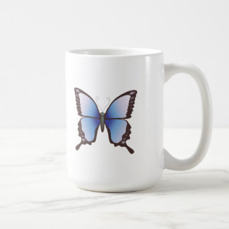 Butterfly: Vector Illustration: Coffee Mug