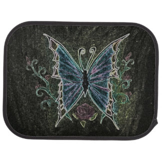 Butterfly Web Auto Mat