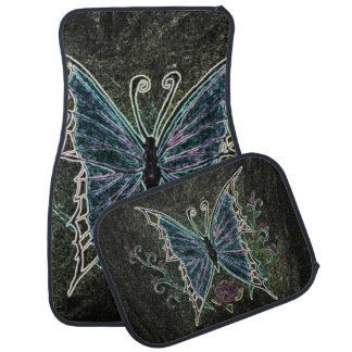 Butterfly Web Car Liners