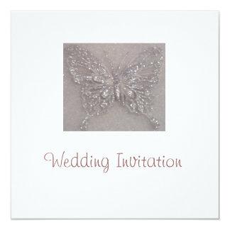 Butterfly Wedding Invite