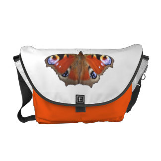 butterfly wings messenger bag